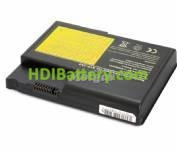 Batería de reemplazo portátil ACER Alpha
